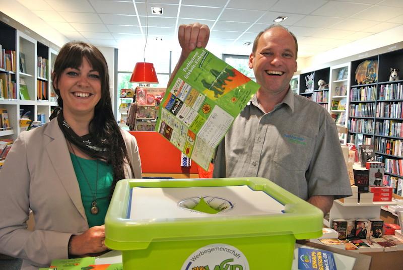 Und der Gewinner heisst...? Foto: Nicola Bräunling