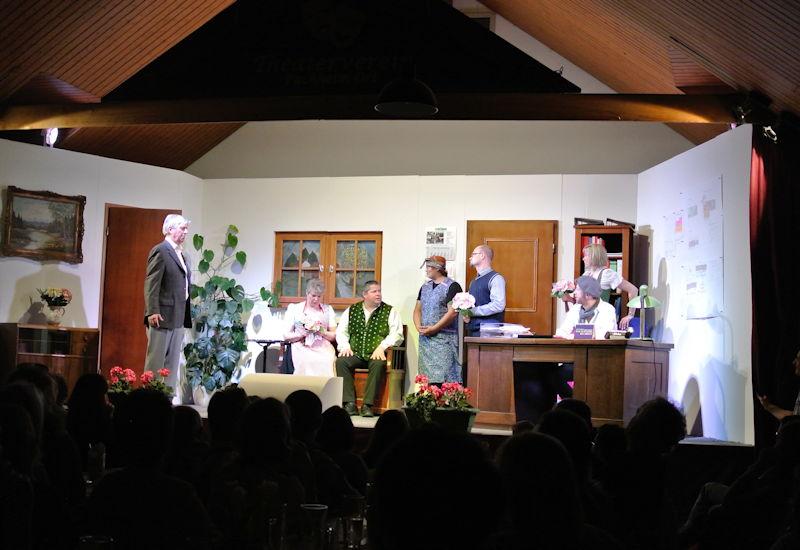 Die Aufführungen des Puchheimer Theatervereins sind immer einen Besuch wert. Foto: Archiv Puchheimer Stadtportal