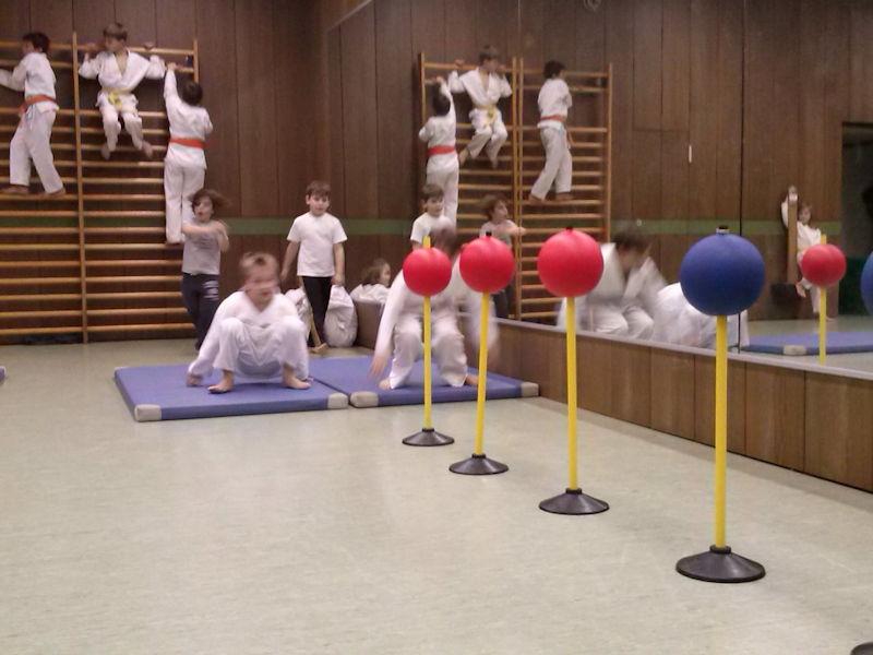 Die Karate-Kids vom FC Puchheim, Foto: FC Puchheim