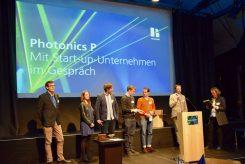 Vom Nivelliergerät zum Superlaser – Wirtschaftsempfang für die photoelektronische Industrie im Kulturcentrum PUC