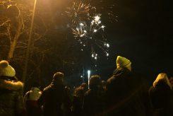 Puchheim heißt 2018 mit einem Feuerwerk willkommen