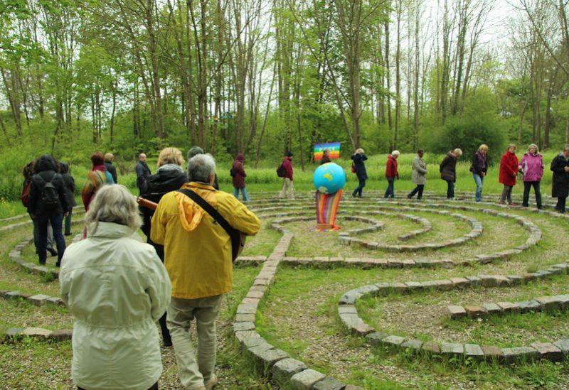 Kennen Sie schon das Puchheimer Labyrinth? | Puchheimer ...