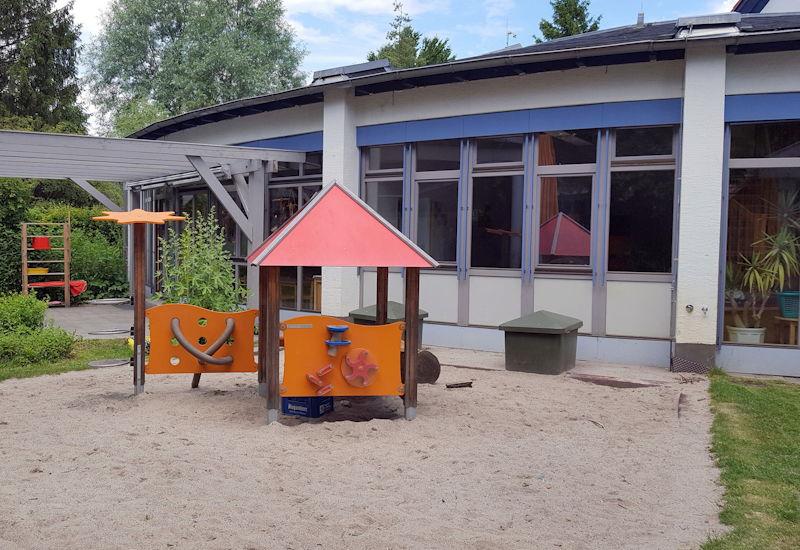 """Tag der offenen Tür im Kindergarten """"Regenbogen"""""""
