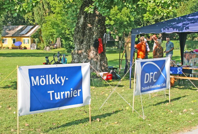Mölkky-Turnier in Puchheim, Foto: Manfred Paulus