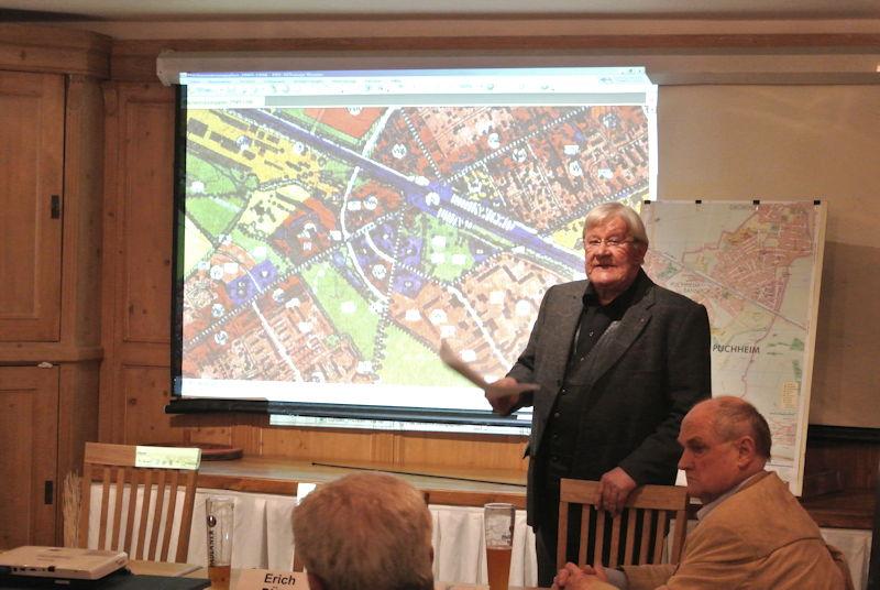 Altbürgermeister Pürkner wieder auf der politischen Bühne - Foto: M. Limbacher