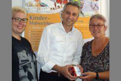 Sieger-Ballon flog bis nach Österreich