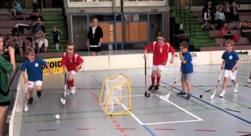 U9 Floorballturnier
