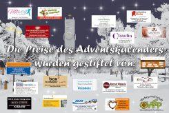 Die Gewinner des Puchheimer Adventskalenders