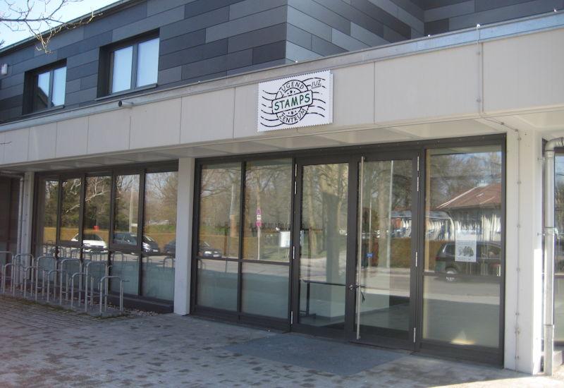 """Das neue Jugendzentrum """"Stamps"""" in der alten Post erfreut sich immer größerer Beliebtheit. Foto: Puchheimer Stadtportal"""