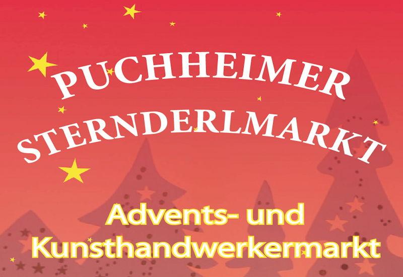 Puchheimer Sternderlmarkt eröffnet am 2. Dezember