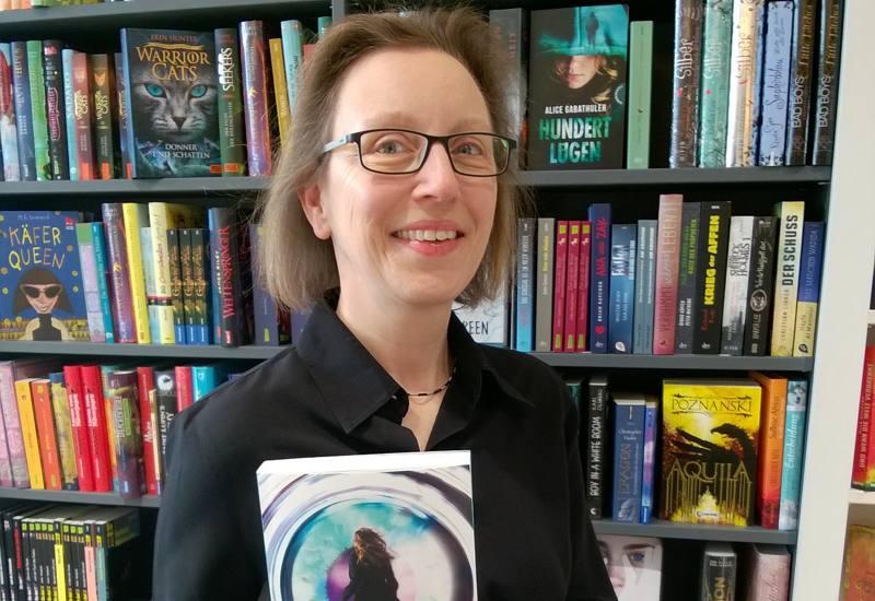 """Die Puchheimer Buchhändlerin Tanja Frei legt als Joyce Winter ihr erstes Jugendbuch """"Dreamkeeper"""" vor"""