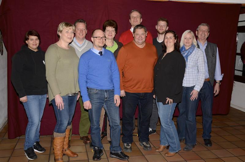 Die Akteure des Theatervereins in Puchheim-Ort. Foto: Thomas Salcher