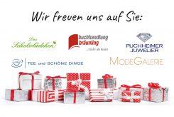 Einige Puchheimer Geschäfte bleiben am 23. Dezember bis 19.00 Uhr geöffnet