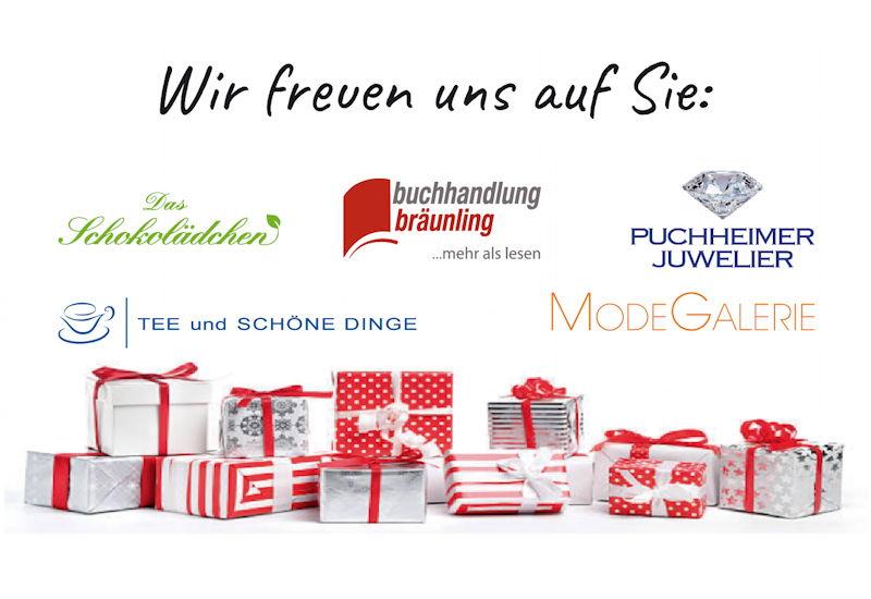 Geschenkeversorgung am 23. Dezember in Puchheim