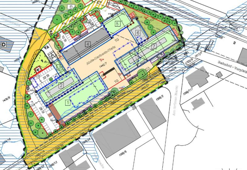 Nun sind die Bürger gefragt, Ihre Ideen in die Planung zur Neugestaltung des Alois-Harbeck-Platzes einzubringen.