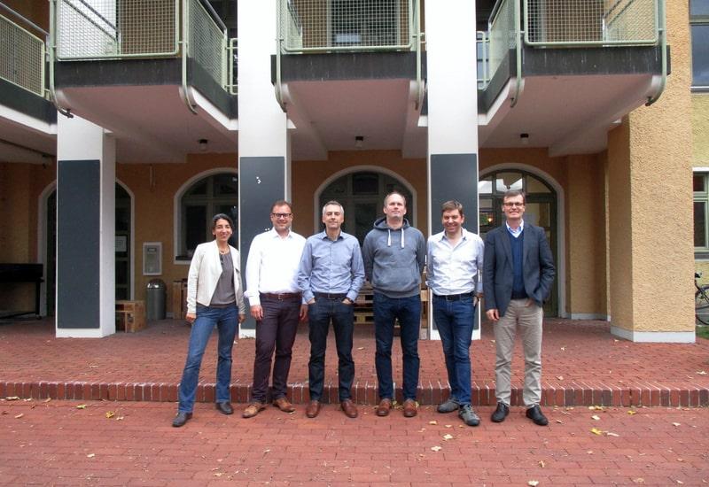 Zu Besuch im InnovationsQuartier Murnau