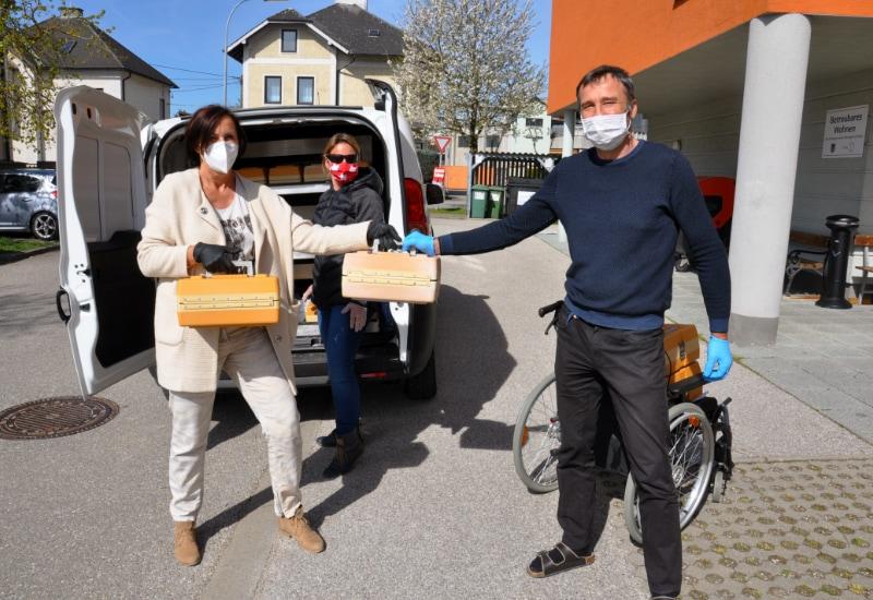 Einkaufsdienst in Attnang-Puchheim.