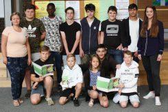 Auftaktveranstaltung zum Schülerhaushalt an der Mittelschule Puchheim