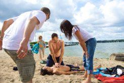 Erste Hilfe im Sommerurlaub leisten – Kurse bei den Johannitern in Puchheim