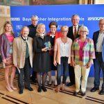 Learn4Work Puchheim erhält zweiten Preis des Bayerischen Integrationspreises 2018