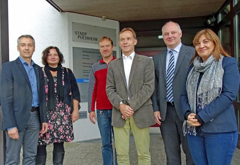 Puchheim als kinderfreundliche Kommune – Bundestagsabgeordnete informieren sich