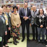 Bundesminister Dr. Gerd Müller besucht das Puchheimer Mehrgenerationenhaus ZaP und das Stadtteilzentrum Planie