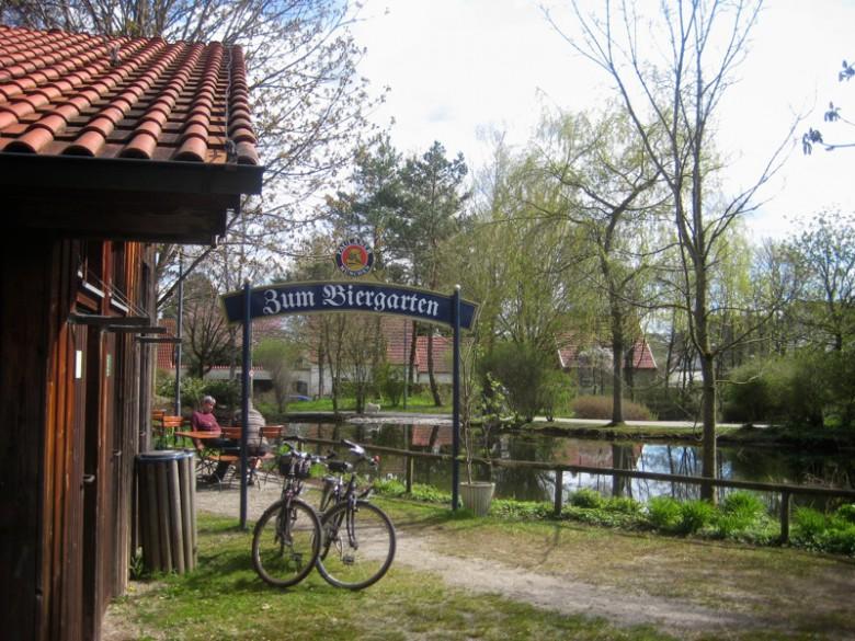 Biergarten Puchheimer Bürgerstuben