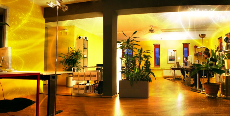 Boinx Software entwickelt in seinen Studios im Puchheimer Ikaruspark Software für Mac, iPhone, iPod und iPad. Foto: Boinx