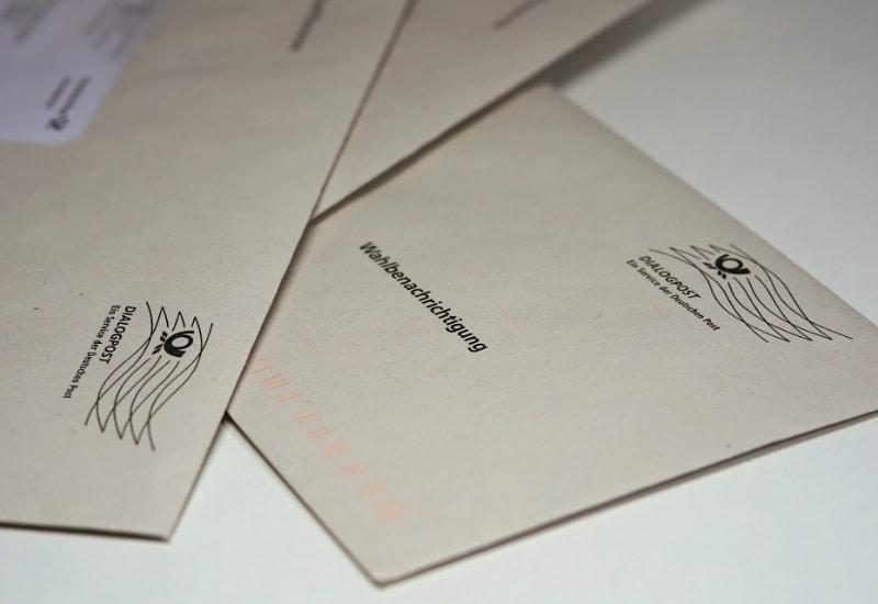 Die Stichwahl findet ausschließlich per Briefwahl statt.