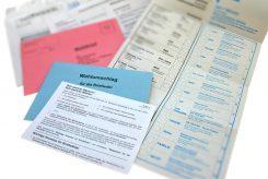 Bundestagswahl 2017 – Öffnungszeiten des Wahlamtes sowie wichtige Informationen zur Briefwahl