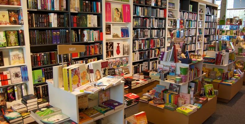Die Buchhandlung Bräunling - ein Paradies für Bücherfreunde mitten in Puchheim.