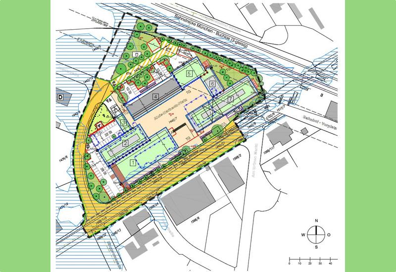 Der Alois-Harbeck-Platz soll umgebaut und neugestaltet werden.