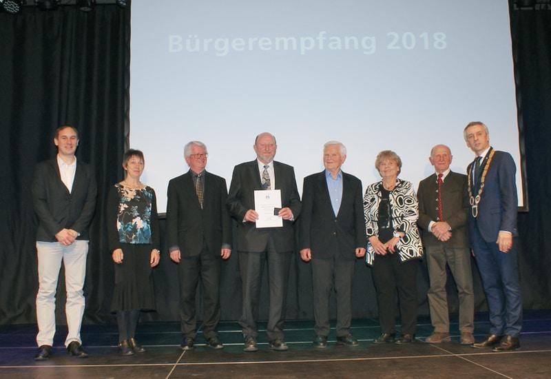 Bürgerempfang 2018