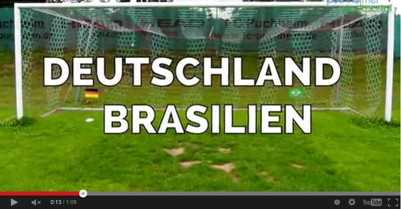 brasilien deutschland aufstellung