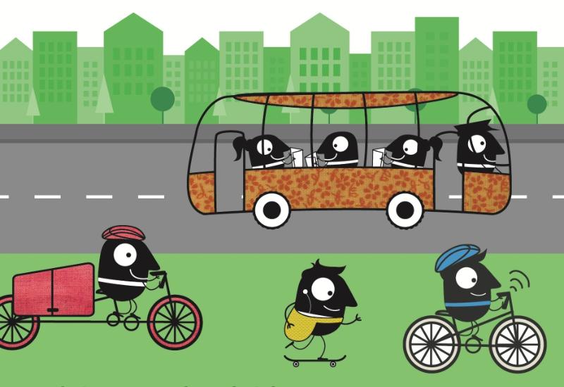 Die Europäische Mobilitätswoche findet vom 16.–22. September statt.