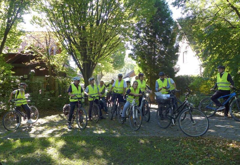 """Die Stadt Puchheim darfnun offiziell den Titel """"Fahrradfreundliche Kommune"""" tragen"""