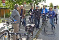 Auf dem Weg zum fahrradfreundlichen Puchheim