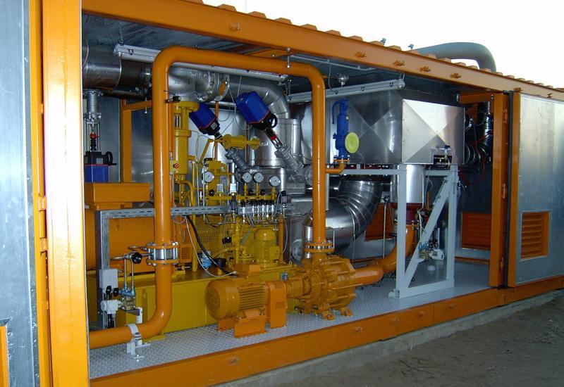 geothermie-anlage