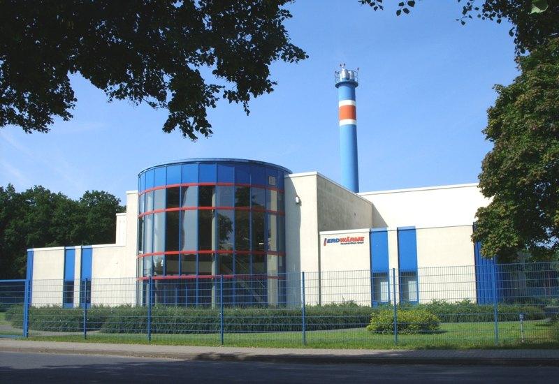 Geothermieheizkraftwerk