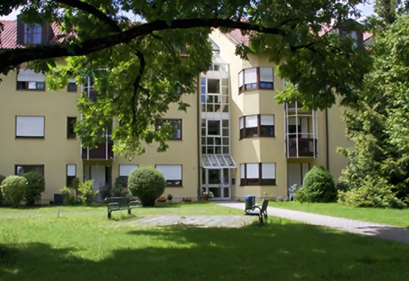 """Altenwohnanlage und Pflegeheim """"Haus Elisabeth"""""""