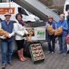 Gute Ernte der Aktion Stadtbeete Puchheim