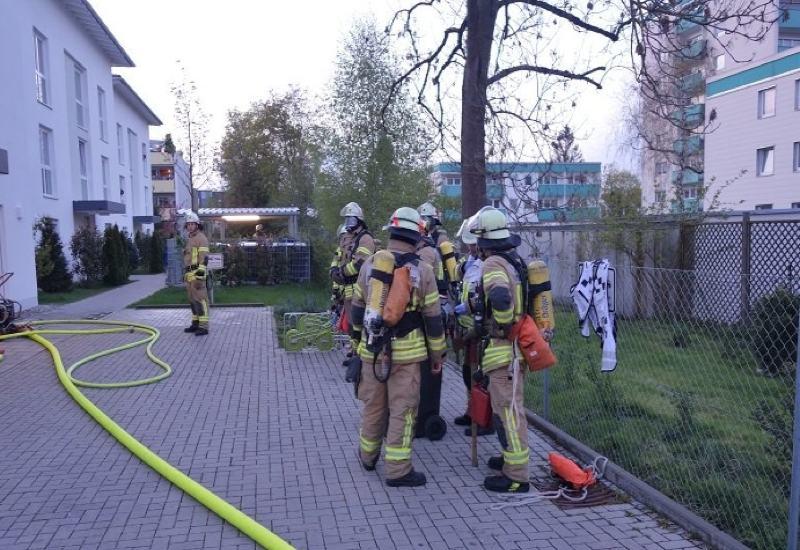 Kellerbrand in Puchheim