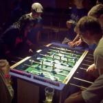 Konzentration am Tisch - die Kicker-Europemeisterschaft in Puchheim