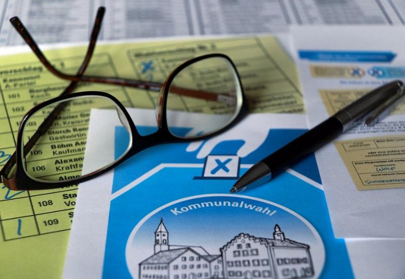 Die Grünen geben eine Wahlempfehlung für Amtsinhaber Norbert Seidl ab.