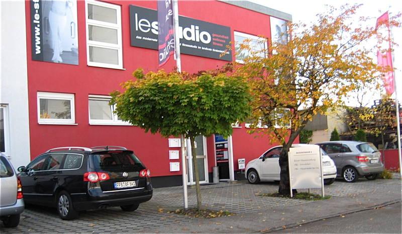 Parkplatz in der Boschstraße