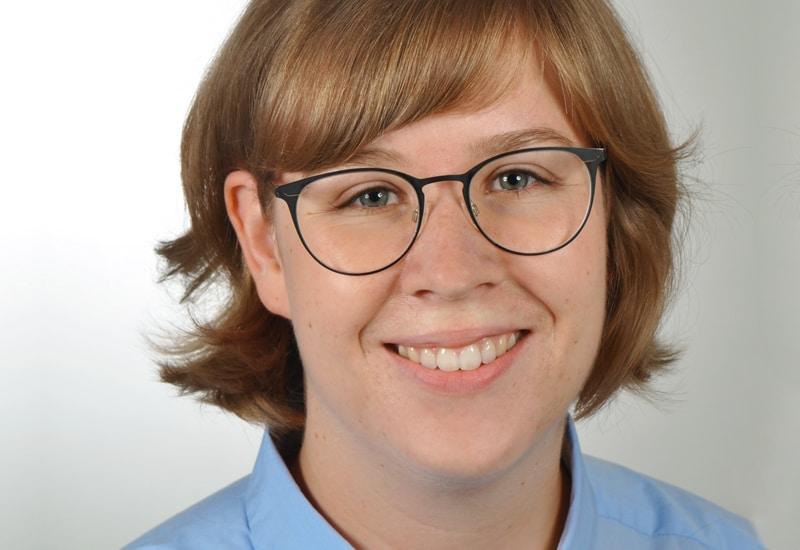 Marie Grenzdörfer ist bei der Satdt Puchheim für Bürgerbeteiligung zuständig.