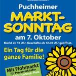 Marktsonntag 2012