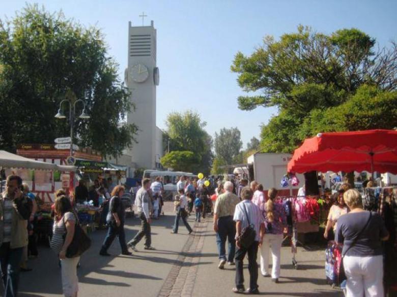 Marktsonntag 2011
