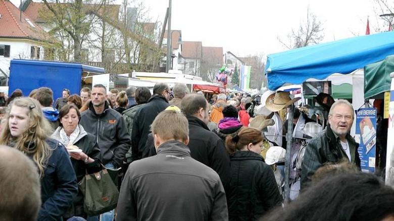 Marktsonntag 2013