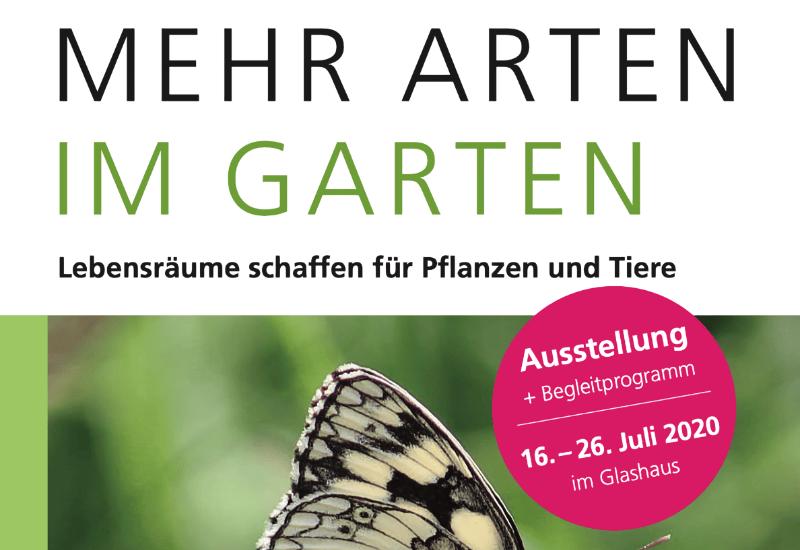 """Die neue Broschüre """"Mehr Arten im Garten"""" ist jetzt erhältlich"""
